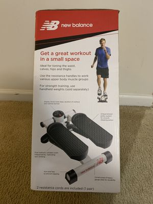 New balance stepper for Sale in Conyers, GA