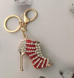 Red Stiletto Keychain for Sale in Warren, MI