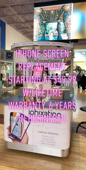 iPhone 8, iPhone 7 plus , iPad air , iPad mini for Sale in Tempe, AZ
