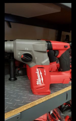 "MILWUAKEE M18 FUEL BRUSHLESS 1""IN SDS PLUS ROTARY HAMMER TOOL ONLY BRAND NEW for Sale in San Bernardino, CA"
