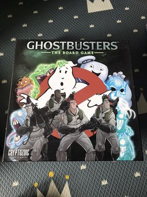 Ghostbusters The Board Game for Sale in Lynnwood, WA
