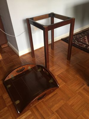 Bombay tray/coffee table for Sale in Pittsburgh, PA