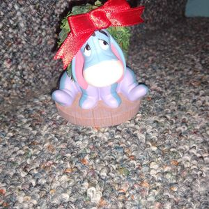 Eeyore Christmas Figurine for Sale in Tinley Park, IL