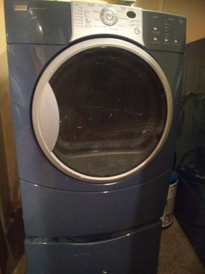 Kenmore Elite washer and dryer for Sale in Fairview Heights, IL