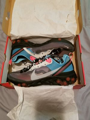 New Nike React 87 Blue Chill size 11.5 for Sale in Philadelphia, PA