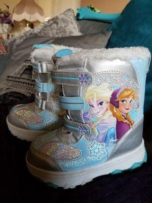 Snow boots. disney frozen sz11 for Sale in San Diego, CA
