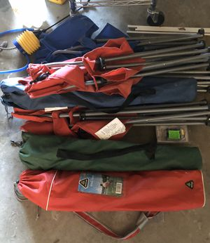 Folding Chairs - Lawn/Beach/Camping (7) for Sale in Fremont, CA