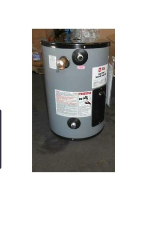 RHEEM 10 GALLON ELECTRIC WATER HEATER for Sale in Fairfax, VA