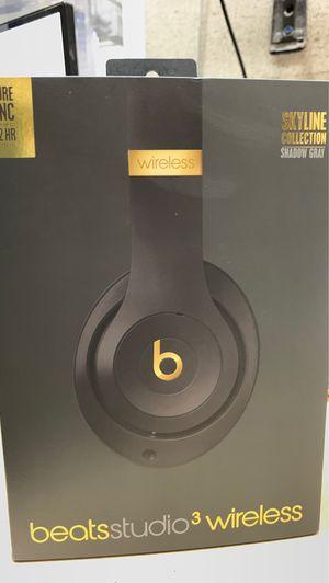 Beats by Dre BeatsStudio3 Wireless Headphones for Sale in Whittier, CA