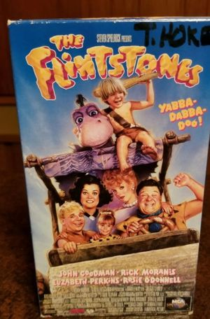 The Flinstones VHS (HasSomeWritingOnVHS) for Sale in Victoria, MN