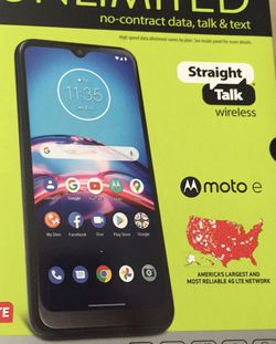 Moto Phone for Sale in Fort Worth,  TX