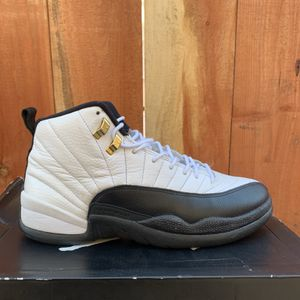 Air Jordan 12 - Taxi (Size 9.5) for Sale in San Pablo, CA