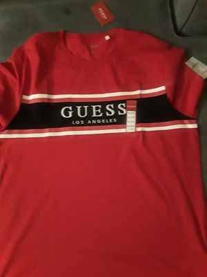 Guess designer t-shirts for Sale in Philadelphia, PA