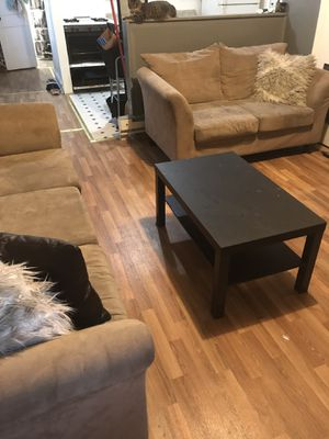 Love Seat and couch set for Sale in Philadelphia, PA