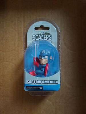 NECA Scalers Captain America for Sale in Ontario, CA