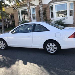 2002 Honda Civic EX for Sale in Riverside, CA