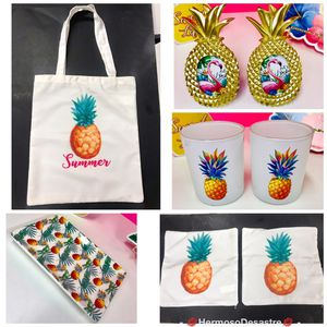 "🍍 LARGE 8 ITEMS ""PINEAPPLE"" BUNDLE 🍍FOR ALL PINEAPPLE LOVERS🍍 for Sale in Placentia, CA"