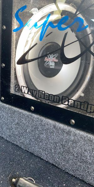 Subwoofer for Sale in Tracy, CA