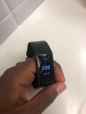 Fitbit Charge 3 for Sale in Hazelwood, MO