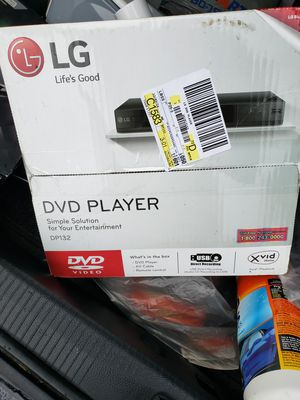 LG DVD player for Sale in Binghamton, NY