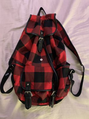 Aeropostale Plaid Backpack for Sale in South Hamilton, MA