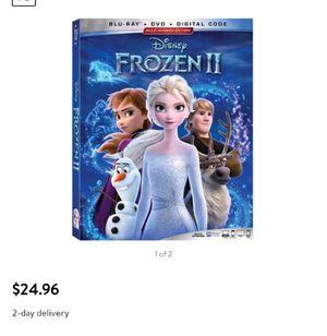 Frrozen 2 movie for Sale in Spartanburg, SC