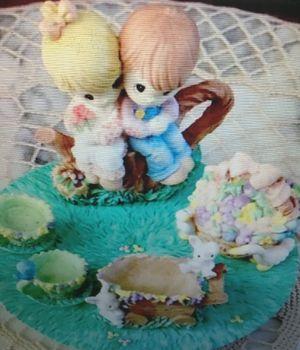 1997 Precious Moments Stump Mini Tea Set*******Sold***** for Sale in Pittsburg, CA