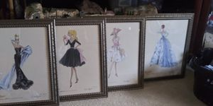 Beautiful Barbie painting special edition for Sale in St. Cloud, FL