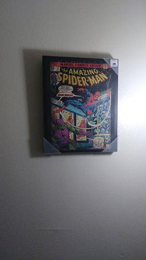 Spider-Man decoration for Sale in Abilene, TX