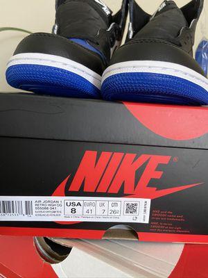 Size 8 Royal Toe Jordan 1 deadstock for Sale in Chicago, IL