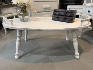 Farmhouse style coffee table for Sale in Kernersville, NC