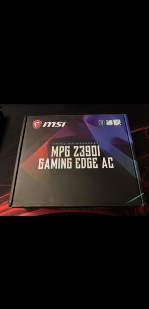 MSI Z390 for Sale in Irvine, CA