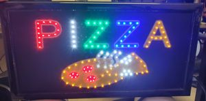 Pizza LED Sign for Sale in Niles, IL
