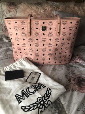 MCM pink bag for Sale in North Las Vegas, NV