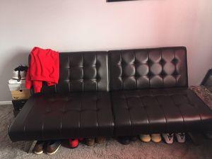 Black futon for sale for Sale in Warner Robins, GA