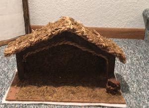 Nativity crib for Sale in Guttenberg, IA