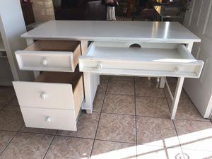 White Desk for Sale in Tempe, AZ