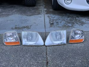 1997-2004 Ford F-150 Lightning Headlights for Sale in Bothell, WA
