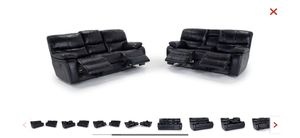 Reclining Sofa Set For Sale for Sale in Brooklyn Park, MD