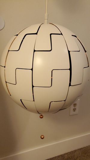 Light fixture for Sale in Tacoma, WA