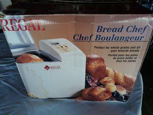 REGAL CHEF BREAD MAKER for Sale in West Covina, CA