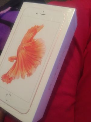 Brand new iPhone 6s Plus for Sale in Detroit, MI