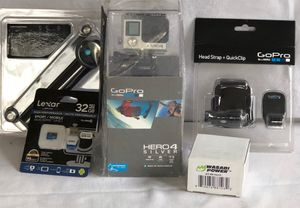 GoPro Hero 4 Silver Edition for Sale in Seattle, WA
