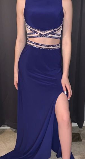 Blue prom/ formal dress for Sale in Arnold, MO