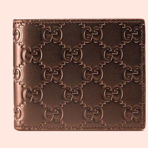 Gucci Wallet Men Brown for Sale in Miami, FL