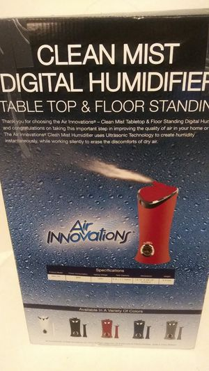 Air innovations Digital Humidifier for Sale in Seattle, WA
