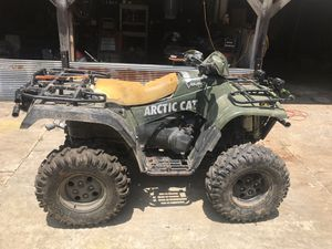 2002 Arctic Cat 650 V-Twin for Sale in Saint Elizabeth, MO