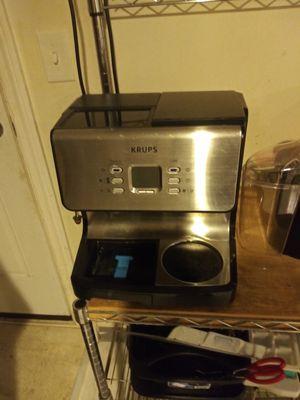 Krups espresso coffee maker for Sale in Boston, MA