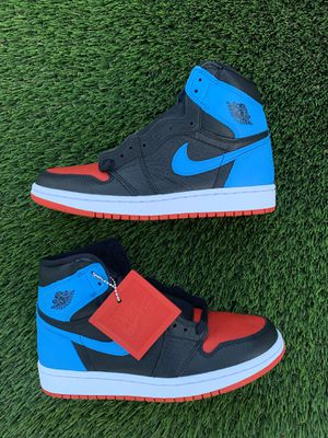 Jordan 1 Nc to Chi Nike for Sale in Fresno, CA