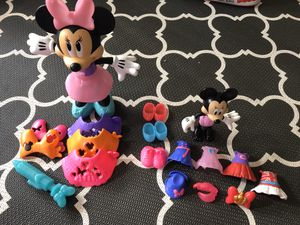Minnie Mouse Assorted Toys for Sale in Cooper City, FL